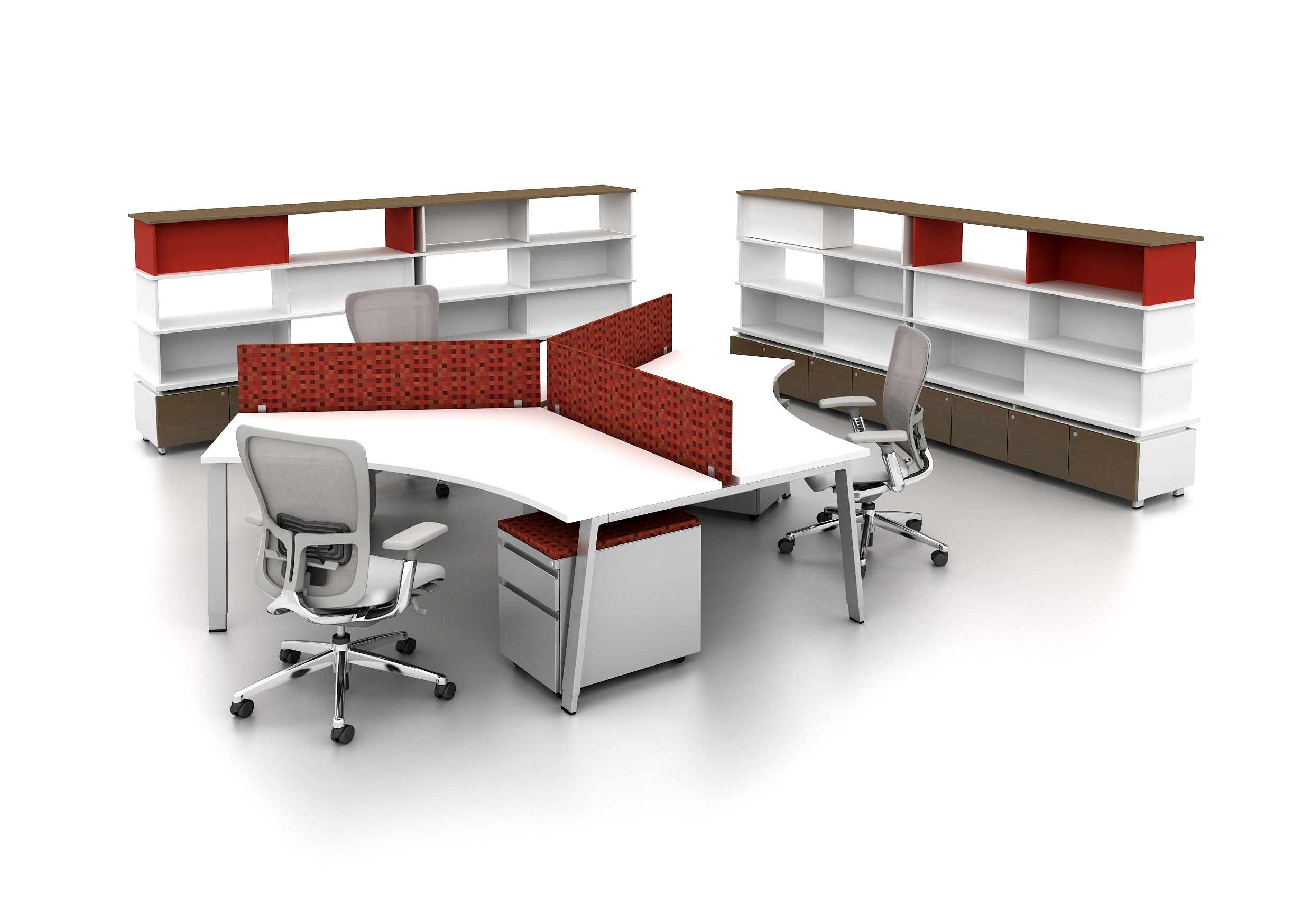 Discover Haworth's Open Office Inspiration